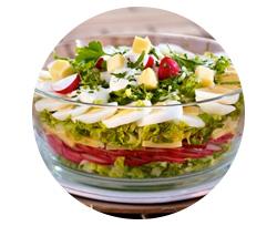 рецепт салат из огурцов и редиса