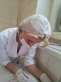 Услуги медицинской сестры <em>какую</em> на дому в Харькове - вызвать медсестру на дом - уколы дома. Анкета медсестры №255: медсестра на дом Харьков
